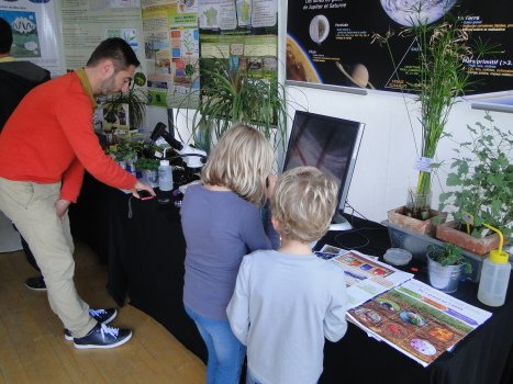 Fête de la Science 2014 - Village des Sciences